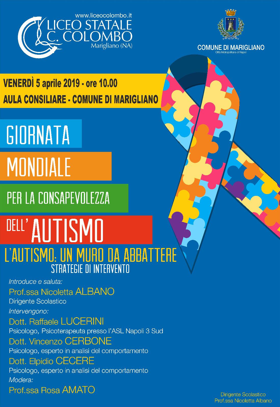 Come Abbattere Un Muro l'autismo: un muro da abbattere - www.liceocolombo.edu.it